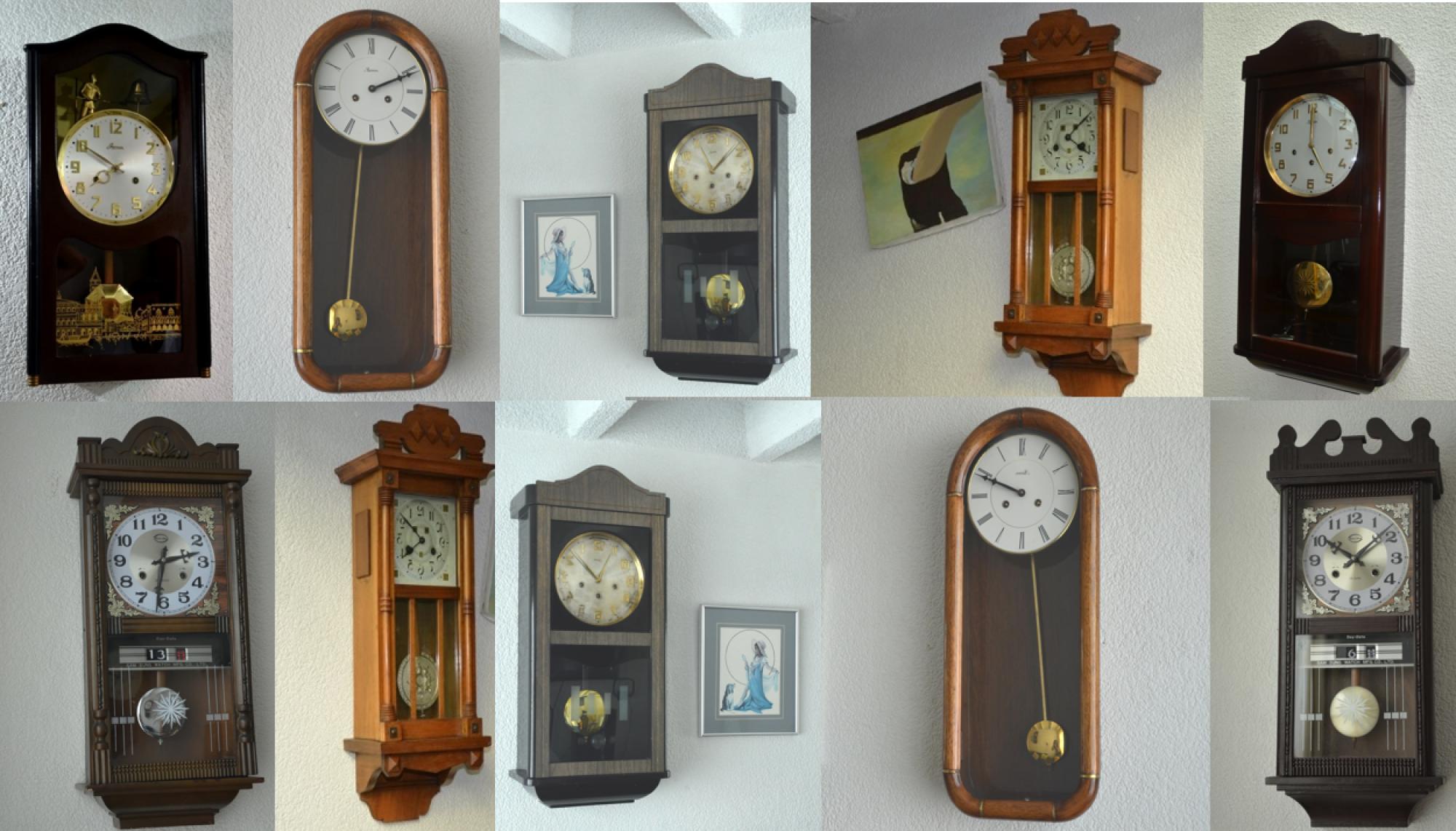 JAWACO: Relojes Antiguos de pared